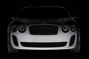 Stay tuned for more info. Bentley's newest creation.