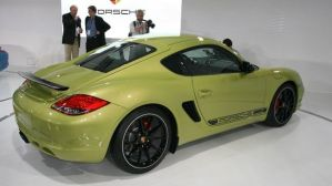 New lighter Cayman R