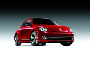 2012 Beetle Front View
