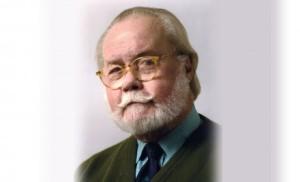 Close up of David E. Davis Jr.